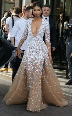 OMG!!! She looks like a princess!!