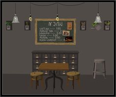 Around the Sims 2 | Objects | Downtown | Eco-Café