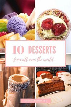 Jello Recipes, Candy Recipes, Cupcake Recipes, Dessert Recipes, Sweet Desserts, Delicious Desserts, Desserts Around The World, Chimney Cake, Toffee Sauce