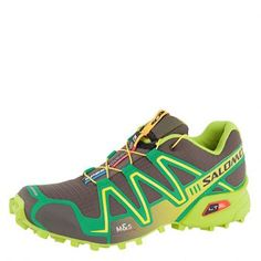 reputable site 79d8c 492dc Zapatilla Salomon Speedcross 3 Verde