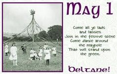 come all ye lads  and lassies  Join in the festive scene  Come dance around  the maypole that will  stand upon the green.