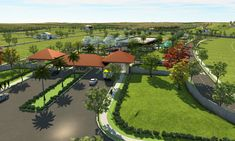 Urban Design, Golf Courses, Building Companies