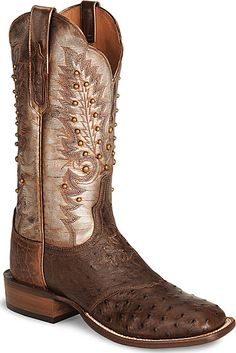 these may be my favorite boots EVER. could do w/o the ostrich leather but they're so so cute