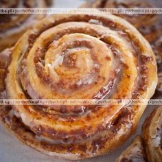 Cinnamon Rolls, Apple Pie, Recipies, Healthy Recipes, Healthy Food, Yummy Food, Cooking, Sweet, Buns