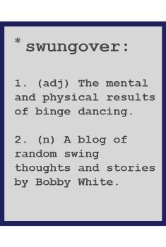 Swungover. Haha. Sometimes... YES. Especially at exchanges.