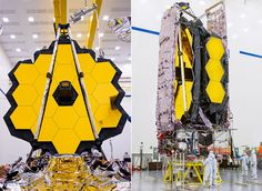 James Webb Space Telescope, Hubble Space Telescope, Space Launch System, Our Solar System, Cool Technology, Deep Space, Close Image, Astronomy, Nasa