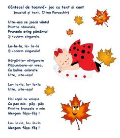 Voce, Oltea Paraschiv Mișcările sugerate de text sunt ușor de ghicit și de efectuat. NOTĂ: Utilizarea jocului cu text și cânt se v... Paper Frames, Autumn Activities, Kindergarten Worksheets, Autumn Theme, Raising Kids, Kids Education, Nursery Rhymes, Holidays And Events, Kids And Parenting
