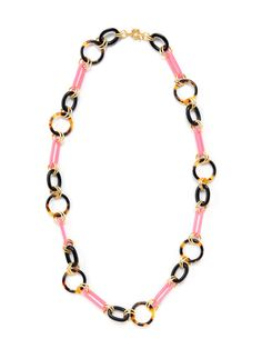 Oval & Round Link Necklace by Bellissima on Gilt.com