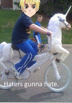 unicorns!!!! XD