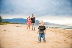 Creative Maui Family Photography--morning photography in North Kihei #angelanelsonphotography