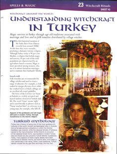 Witchcraft Around the World: Understanding Witchcraft in Turkey...