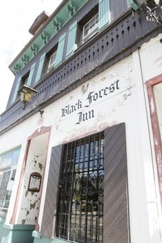 The Black Forest Inn is a landmark hotel serving Austrian, German and Continental cuisine including schnitzels from six different countries. Food Network Canada, Landmark Hotel, Black Forest, Food Network Recipes, Adventure, Eat, Adventure Nursery