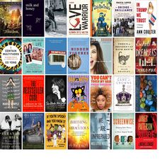 """Saturday, September 3, 2016: The Granville County Library System has 14 new bestsellers, two new videos, two new audiobooks, 15 new children's books, and 106 other new books.   The new titles this week include """"The Jungle Book,"""" """"Milk and Honey,"""" and """"Born to Run."""""""