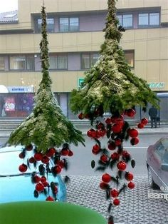 Elő az ötletekkel és legyen karácsonyi dekoráció a balkonon is!
