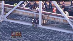 Police activity closed the eastbound span of the Chesapeake Bay Bridge for more than an hour Thursday.