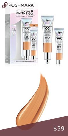 CC+ Cream At Home & On The Go Kit by IT Cosmetics #11