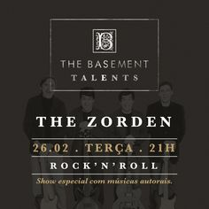 The Basement Talents - The Zorden