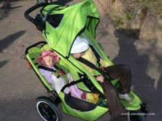Review Of The Phil & Ted Double Stroller | A Mom Knows