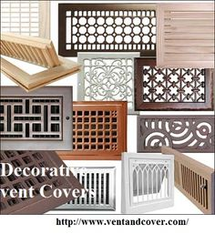 Do you want to modify your home or build new ones, whether you are looking for the modern and most cost effective methods of Baseboard Radiator Covers, Baseboard Heat Covers, and Baseboard Covers and Decorative Vent Covers? At http://www.ventandcover.com/  our Decorative Vent Covers Not Only Hide Nasty Air Vents, But Also Improve Any Room's Decoration.