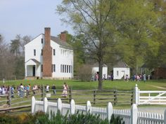 Latta Plantation, Huntersville, NC-  A historical plantation that is dedicated to educate and entertain.  Lots to do- tours, workshops, horse trails, and scenic walks!