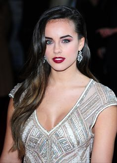 Strictly Come Dancing Former Corrie star Georgia May Foote joins line-up Pretty Brunette, Brunette Beauty, Georgia May Foote Instagram, Georgia Mae, Curvy Women Outfits, Perfect People, British Actresses, Black Women Hairstyles, Beautiful Actresses