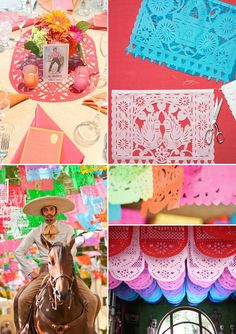 Find the inspiration behind our paper-cut digital Fiesta invitation.