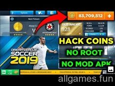 An easy way to hack dream league soccer 2019 unlimited coins and players without root and lucky patcher. Recently First Touch Games Ltd released their DLS Android Mobile Games, Free Android Games, Wwe Game Download, Free Pc Games, Play Hacks, App Hack, Game Resources, Money Games, Android Hacks