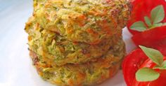 Εξαιρετική συνταγή για Κολοκυθομπιφτεκάκια στο φούρνο. Αφράτα πεντανόστιμα και υγιεινά. Recipe by Phoebe