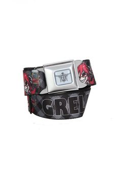 The Black Butler Grell seat belt belt is now available at Hot Topic!