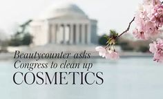 @GreggRenfrew is headed to Washington, D.C. to ask Congress to clean up cosmetics and prioritize safe beauty. Learn how to join us in our mission by clicking the link in our bio.