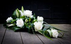 Gingerlily Flowers Florist in Leighton Buzzard 01525 384427 Casket Sprays, Same Day Flower Delivery, Centerpieces, Table Decorations, Send Flowers, Funeral Flowers, Ikebana, Floral Arrangements, Beautiful Flowers