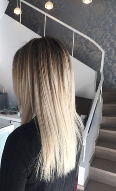 Diamond balayage