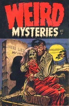Weird Mysteries 12