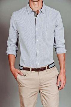 Goodale Tailored Button Down Shirt