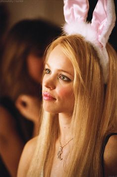 Regina George from Mean Girls #bunny #costume