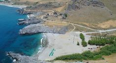 Ammoudi, on the south coast of Rethymno. https://www.facebook.com/SentidoAegeanPearl/photos/pcb.926016820772982/926015020773162/?type=1