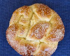 Rosh Hashanah Challah Recipe and Braiding Tips--from a Shiksa! | Bon Appetit