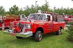. Brush Truck, Utility Truck, Cool Fire, Fire Equipment, Old Tractors, Firetruck, Fire Apparatus, International Harvester, Emergency Vehicles