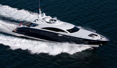 Ghost II. One of the most luxurious motor yachts on Sydney Harbour. Over 100' of pure elegance and craftsmanship exclusive design by Warren Yacht