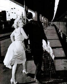 Love...Marilyn Monroe