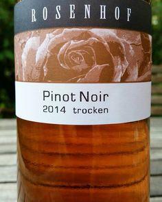 Rose Pinot  Noir vom Rosenhof an der Mosel  #rosewein #spätburgunder #pinotnoir #rosenhof #mosel #moselwein #maring #weinkultur #weingenuss #erfrischend #liesertal #sommergeniessen