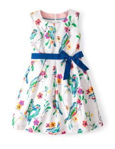 Vintage Dress 33342 Day Dresses and Pinnies at Boden