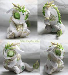 Clay dragon