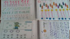 3 Petite Section, Ms Gs, Crayon, Notebook, Bullet Journal, Positivity, Cycle 1, Montessori, Inspiration