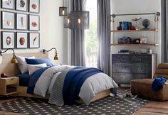 Recopilando: las mejores ideas para dormitorios juveniles | Decoración