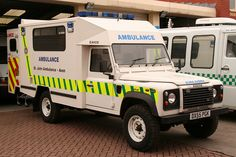 Land Rover Ambulance For Sale Uk Land Rover Defender 130, Emergency Ambulance, Automobile, Ford, Sale Uk, Fire Trucks, Land Cruiser, Firefighter, Recreational Vehicles