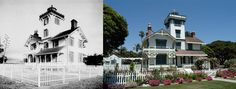 Summer day trip...Point Fermin Lighthouse Historic Site and Museum San Pedro CA
