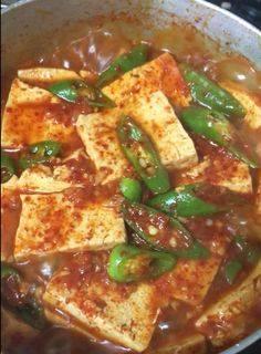 K Food, Food Menu, Love Food, Korean Street Food, Korean Food, Food Design, Tofu Dishes, Lime Recipes, Vegan Meal Prep