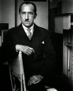 Piet Mondrian (1872-1944) - immagine fotografica