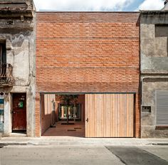 Fachadas cerámicas: Casa en Granollers de HArquitectes - Arquitectura Viva · Revistas de Arquitectura